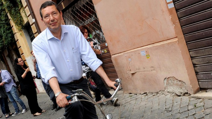 Run-off election for Rome's Mayor