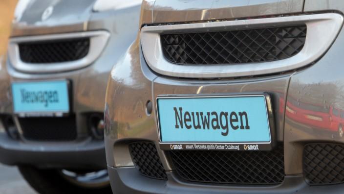 Car Sales May Jump After Merkel Stimulus Steps