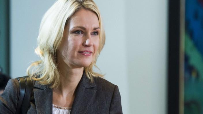 Einigung beim Koalitionstreffen: Bundesfamilienministerin Manuela Schwesig (SPD) hat sich durchgesetzt: Die Frauenquote soll ohne Ausnahmen kommen