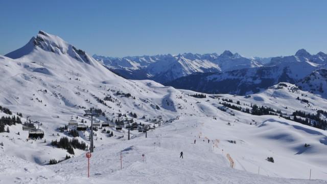 Skigebiete für alle: Bregenzerwald