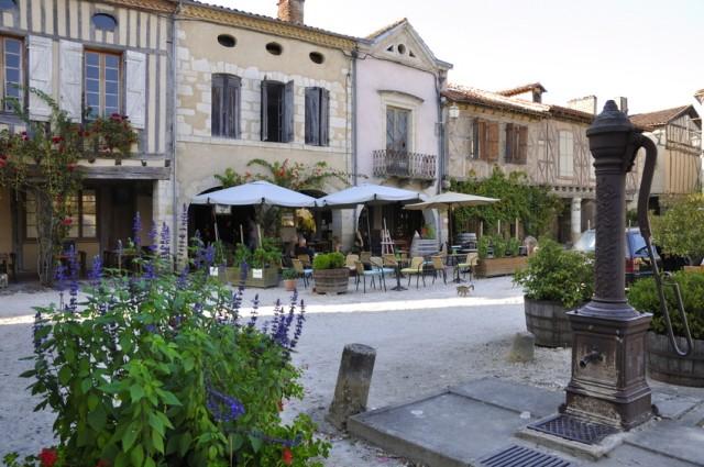 La Bastide d'Argmagnac, Frankreich