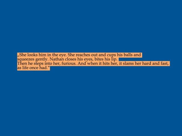 """Passage aus """"The Lemon Grove"""" von Helen Walsh"""