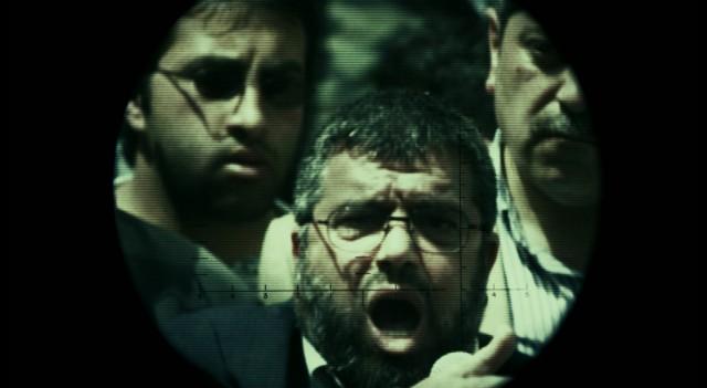 Mitbegründer der Hamas: Scheich Hassan Yousef im Fadenkreuz.