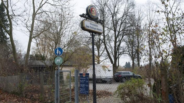 München, Gaststätte Zum fleißigen Gartler in der Görzer Str.,