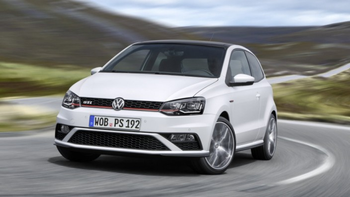 Der neue VW Polo GTI.