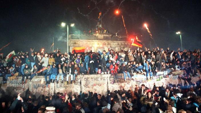 Deutschlands Kodak Moment: Silvester 1989