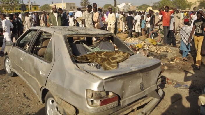 Terroranschlag in Nigeria: Nach dem Angriff auf eine Moschee in der Millionenstadt Kano herrscht Entsetzen.
