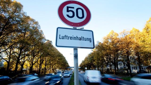 Landshuter Allee in München, 2014