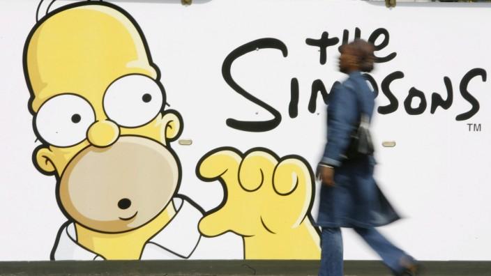 'Die Simpsons' werden 20