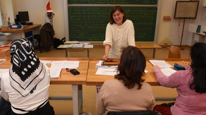 Integration in München: Die Deutschkurse für Mütter mit Migrationshintergrund sollen gestoppt werden.