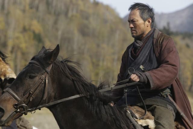 Ken Watanabe spielt wieder einen Samura.