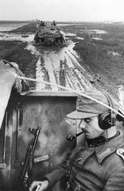 Deutsche Panzerfahrzeuge in Ungarn, 1944