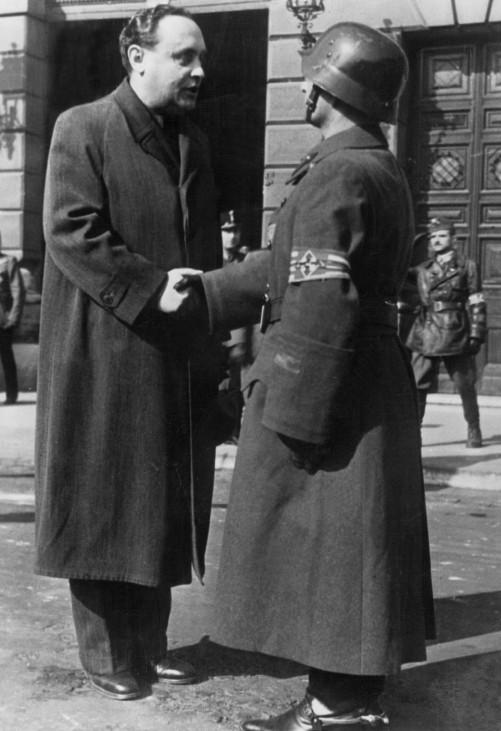 Franz Szalasi, 1944