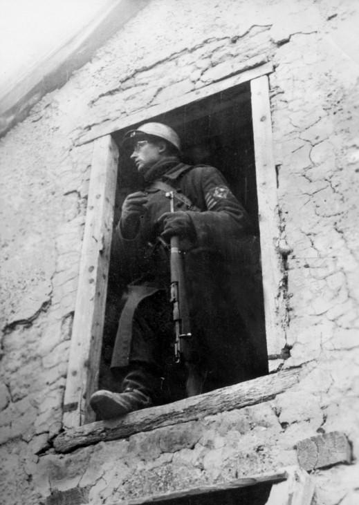 Ungarischer Pfeilkreuzler, 1944