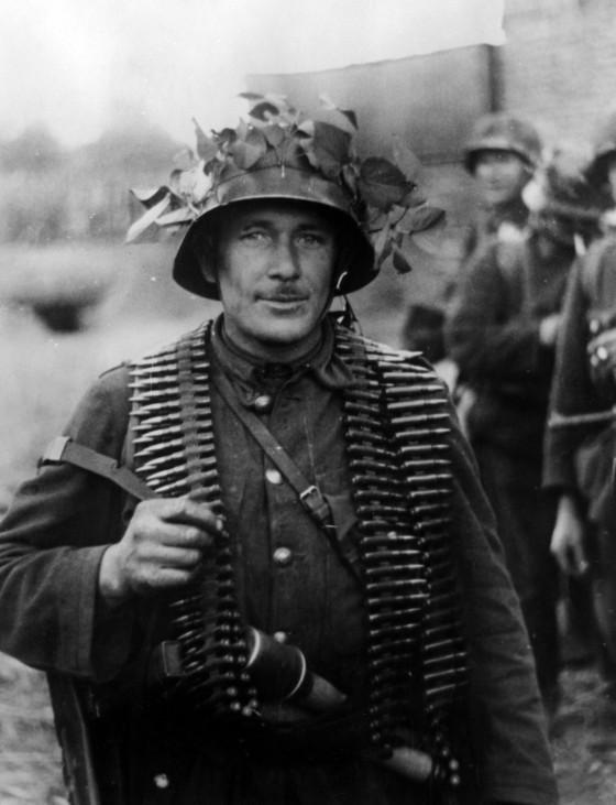 Ungarischer Soldat, 1944
