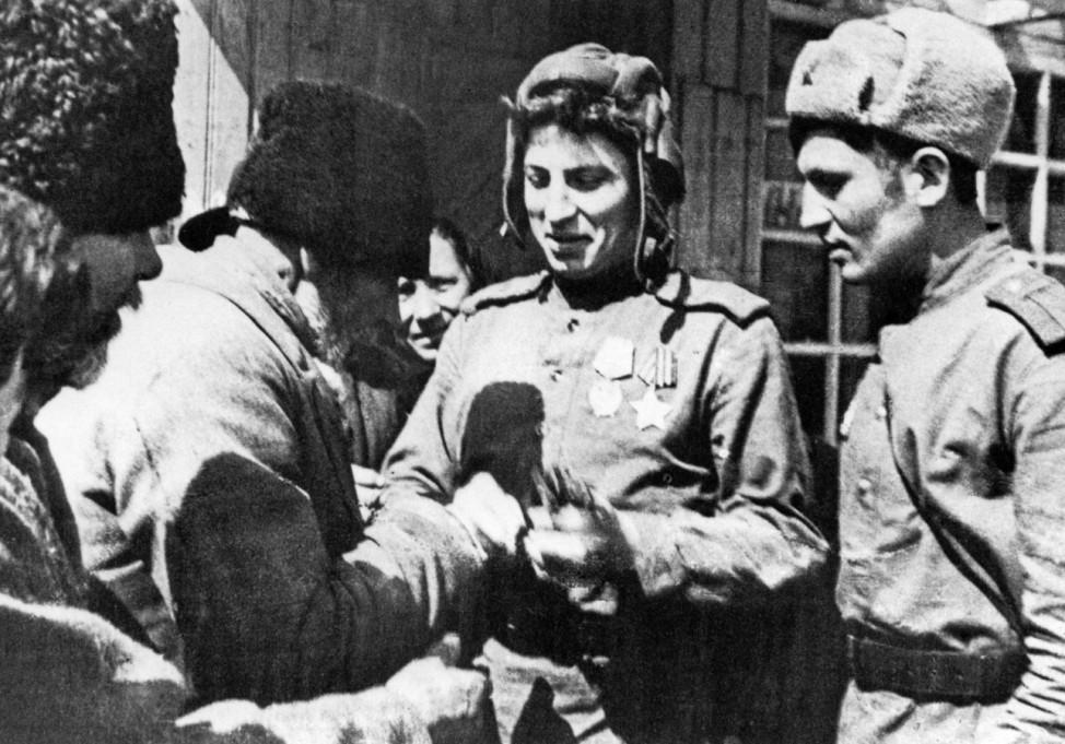Einmarsch der Roten Armee in Rumänien am 23.08.1944; Einmarsch der Roten Armee in Rumänien am 23.08.1944