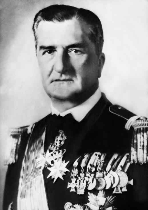 Nikolaus Horthy, 1934