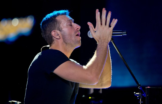 Coldplay in München