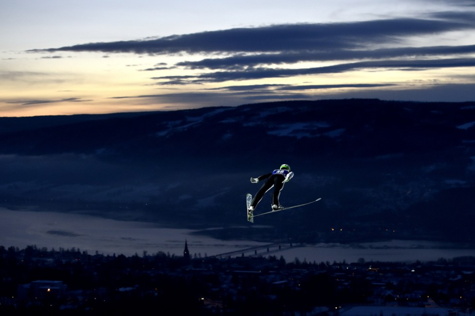 FIS Nordic World Cup - Men's Ski Jumping HS138