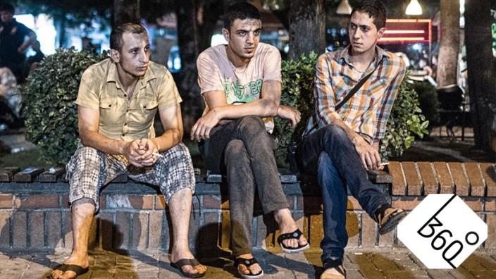 Ihr Forum: Sie warten auf ihre Chance. Flüchtlinge in Istanbul.