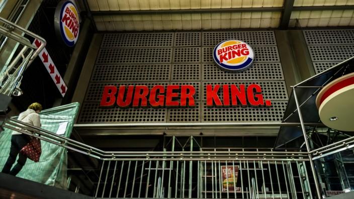 Erste Burger King-Filialen machen vorerst dicht