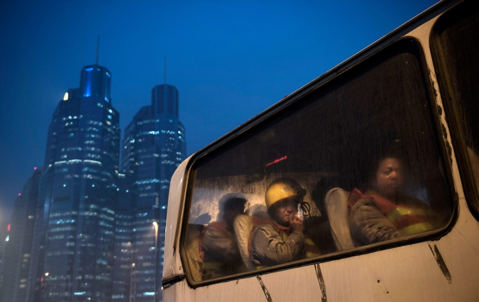 China Daily Life - Labour