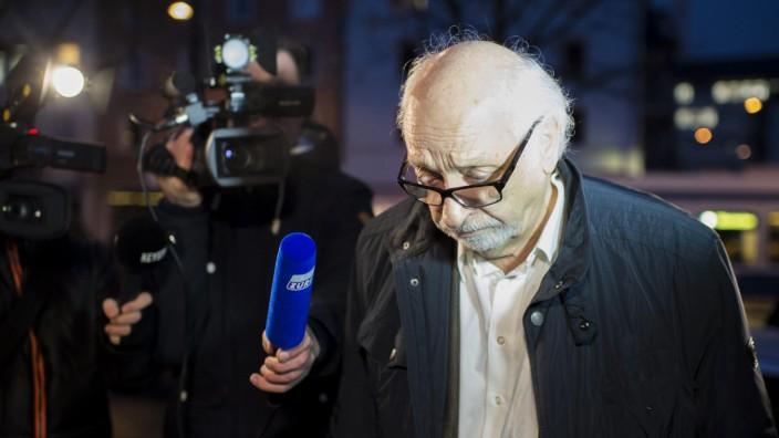 Freispruch Fur Karl Dall Prozess Der Peinlichkeiten Panorama Sz De
