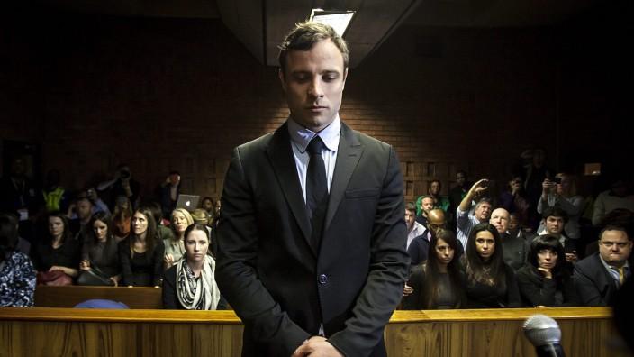Jahresrückblick 2014 - Prozess gegen Oscar Pistorius