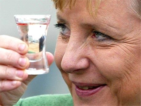 Merkel Toast