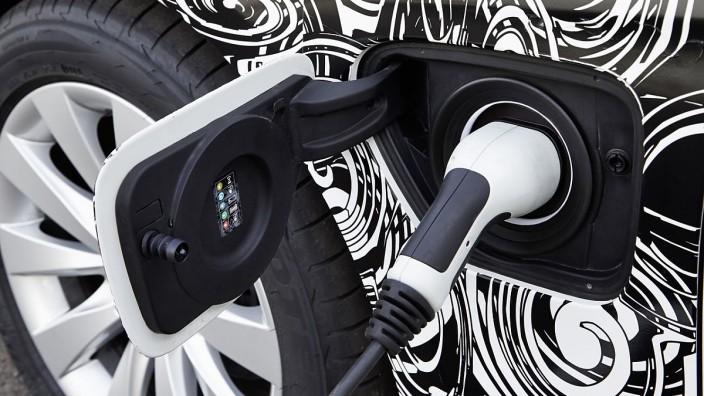 BMW 3er Dreier Plug-in-Hybrid