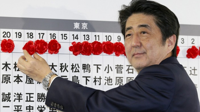Japan lower house elections