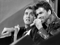 'Last Christmas' - George Michael und Andre Ridgeley