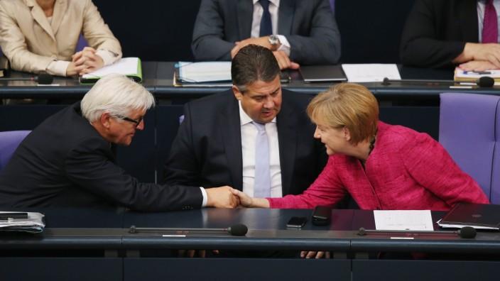 Germany To Send Arms To Iraqi Kurds, Bundestag Debates
