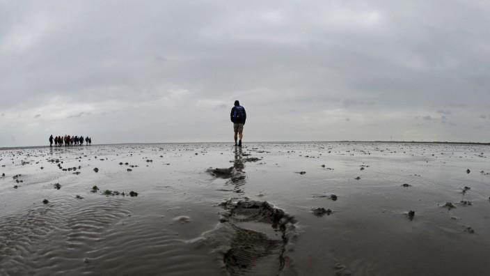 Baltrum im Winter - Wo die Ruhe zu Hause ist