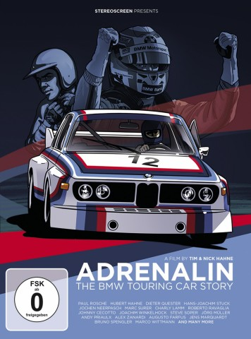 Adrenalin - Die BMW Touring Car Story