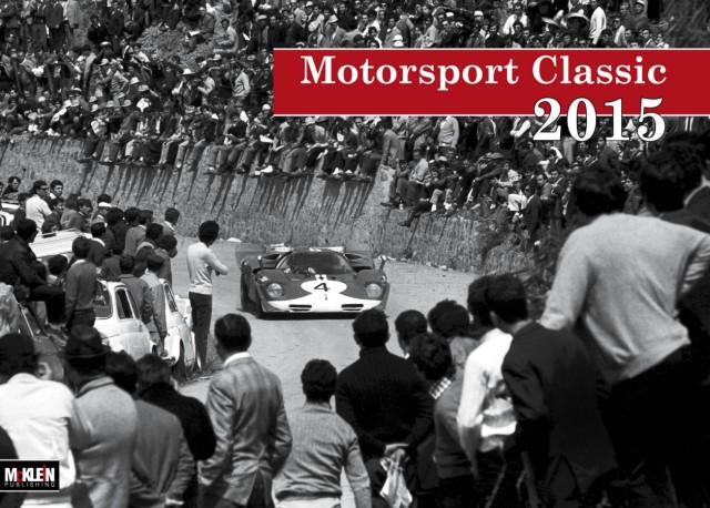 Motorsport-Classic-Kalender 2015