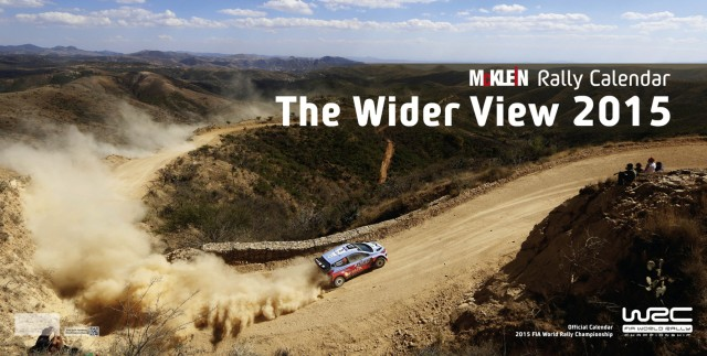 McKlein Rallye Calendar: The Wider View