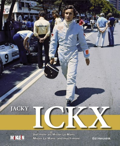 Jacky Ickx - Viel mehr als Mister Le Mans