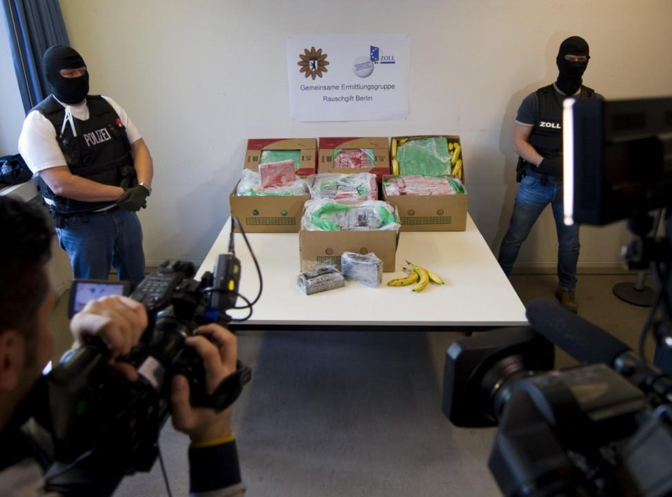 Jahresrückblick 2014 - 140 Kilo Kokain gefunden