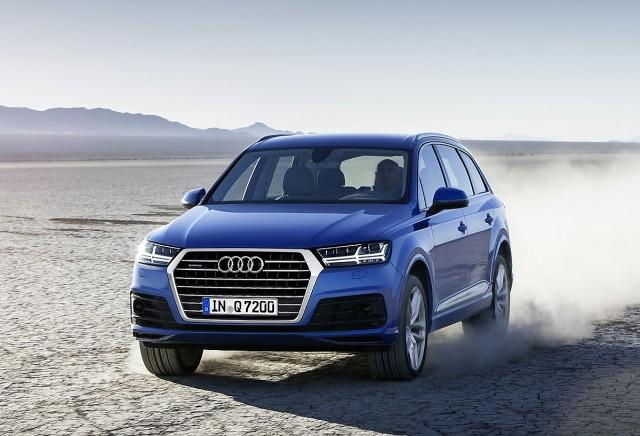 Der neue Audi Q7.