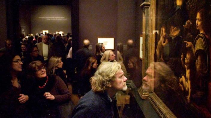 """""""National Gallery"""" im Kino: Besucher schauen Gemälde an - und diese schauen zurück. Frederick Wisemans """"National Gallery"""" ist eine Reflexion über die Gegenwärtigkeit alter Kunst."""
