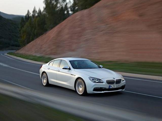 Der neue BMW 6er