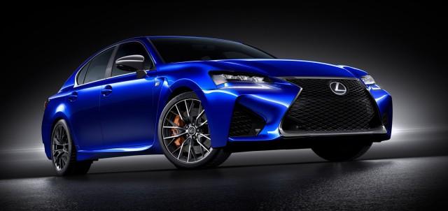 Lexus kündigt Hochleistungslimousine GS-F an