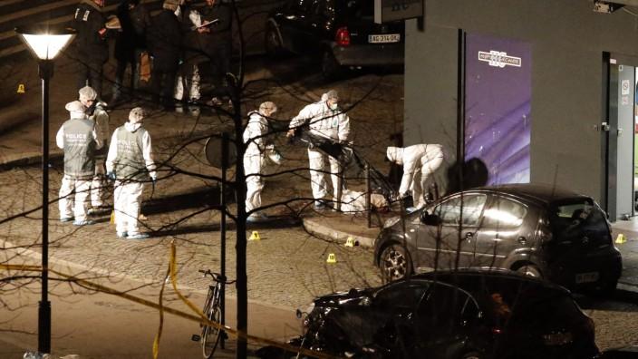Geiselnahme Paris Attentäter