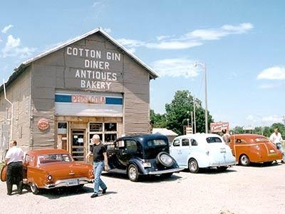 Classic Car Club in Oklahoma, ddp