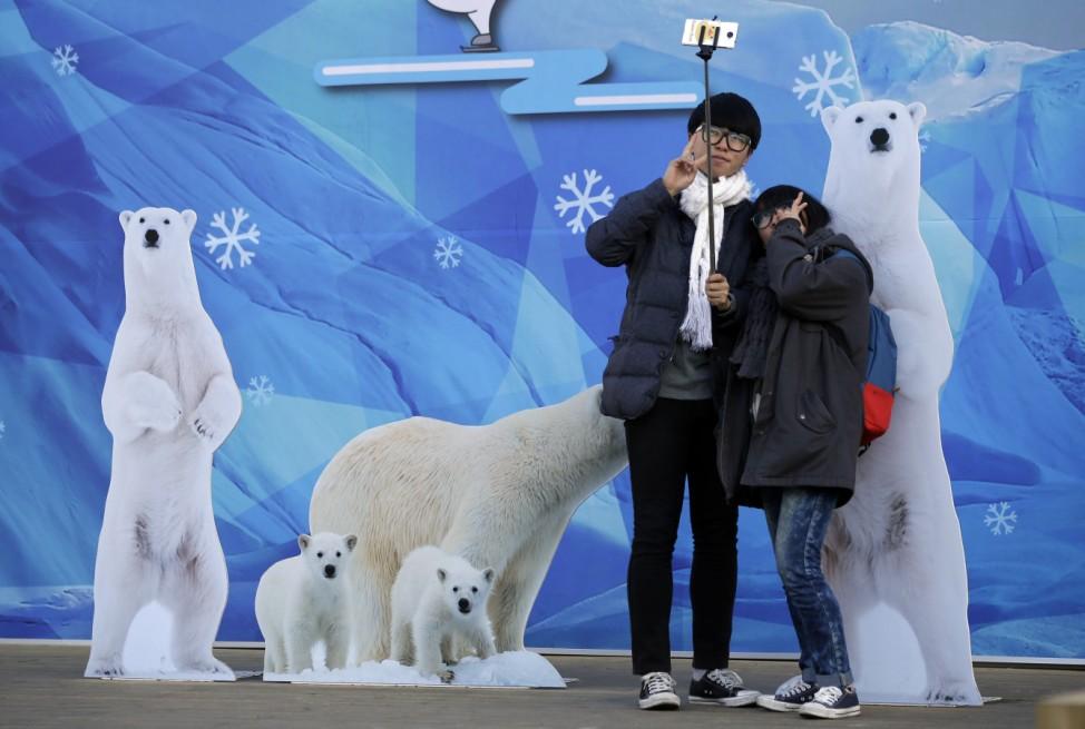 Selfie Stick in Südkorea