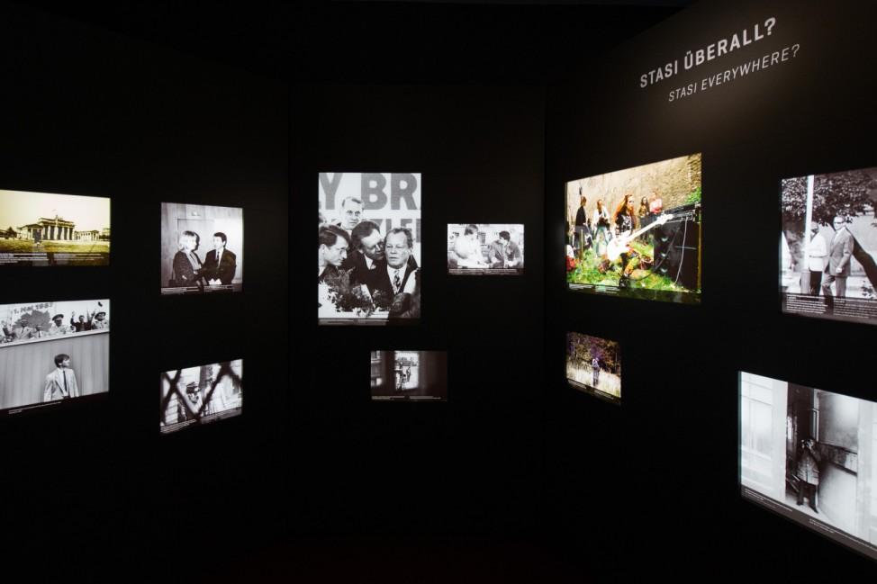 """Dauerausstellung ´Staatssicherheit in der SED-Diktatur"""""""