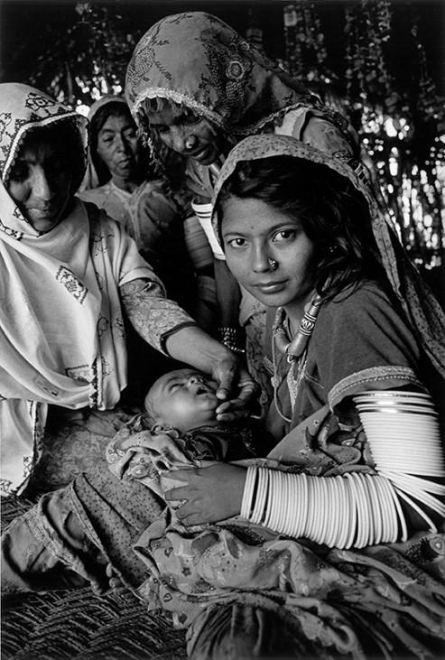 Impfkampagne der Bill & Melinda Gates Stiftung
