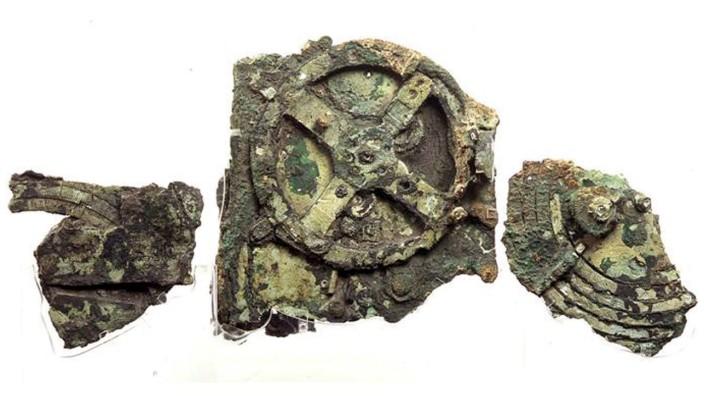 Mechanismus von Antikythera äußerst komplexer Sternenkalender
