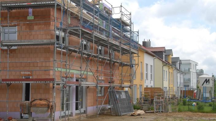Bausparkassen im Vergleichstest: Immobilien gelten nach wie vor als sichere Vorsorge fürs Alter.